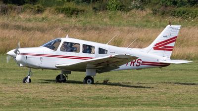 G-BTRS - Piper PA-28-161 Warrior II - Aero Club - Lancashire
