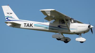 ZK-TAK - Cessna 152 - Tauranga Aero Club