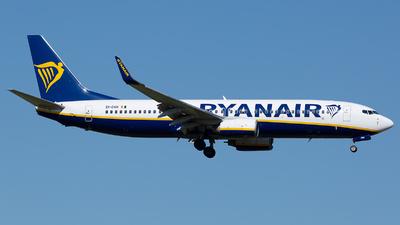 EI-DAH - Boeing 737-8AS - Ryanair