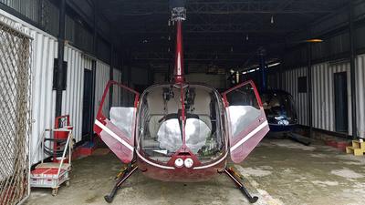 N90815 - Robinson R66 Turbine - Square Air
