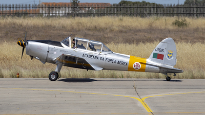 1306 - De Havilland Canada DHC-1 Chipmunk - Portugal - Air Force