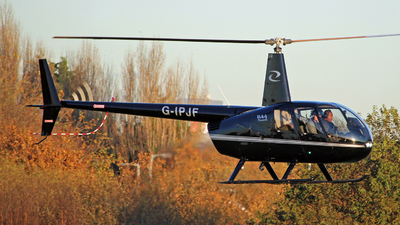 G-IPJF - Robinson R44 Raven II - Private