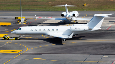T7-PRO - Gulfstream G550 - Private
