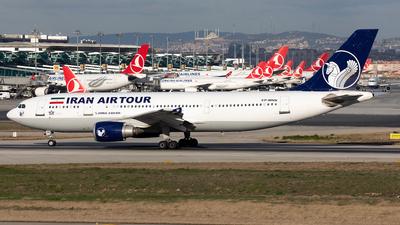 EP-MNN - Airbus A300B4-605R - Iran Air Tours