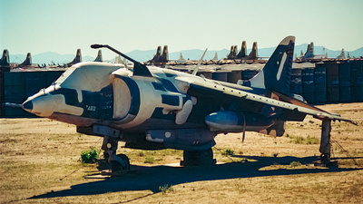 158973 - Hawker Siddeley AV-8C Harrier - United States - US Marine Corps (USMC)