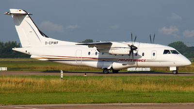 D-CPWF - Dornier Do-328-100 - Private Wings