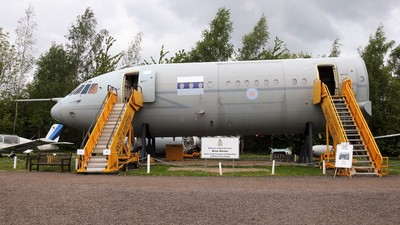 XV108 - Vickers VC-10 C.1K - United Kingdom - Royal Air Force (RAF)