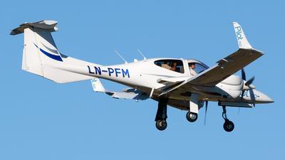 LN-PFM - Diamond DA-42 NG Twin Star - Pilot Flight Academy