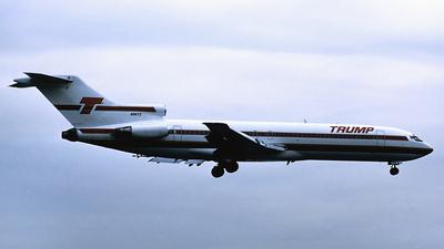 N911TS - Boeing 727-214 - Trump Shuttle
