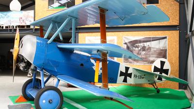 PH-EBF - Fokker DR.1 - Netherlands - Air Force Historical Flight