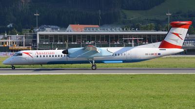 OE-LGM - Bombardier Dash 8-Q402 - Austrian Airlines