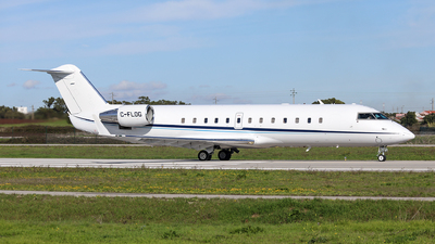 C-FLOG - Bombardier CL-600-2B19 Challenger 850 - Private