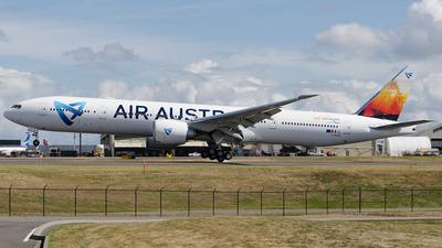 F-OLRD - Boeing 777-39MER - Air Austral