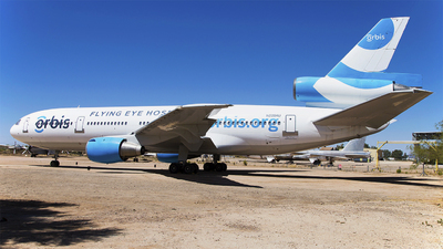 N220AU - McDonnell Douglas DC-10-10 - ORBIS Flying Eye Hospital