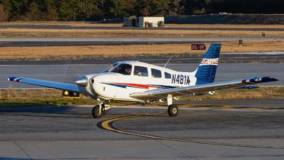 N481A - Piper PA-28-181 Archer - Air Transport Professionals (ATP)