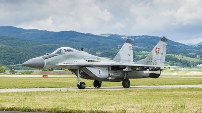 6526 - Mikoyan-Gurevich Mig-29 Fulcrum - Slovakia - Air Force