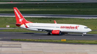 A picture of TCTJR - Boeing 73782R - Corendon Airlines - © Sebastian Thiel