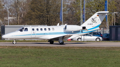 D-IBCG - Cessna 525A CitationJet CJ2 - ProAir Aviation