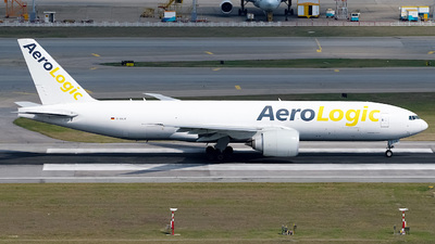 D-AALK - Boeing 777-FBT - AeroLogic