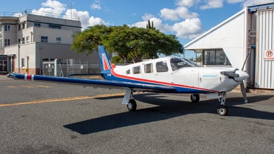 A picture of VHNED - Piper PA32R301 Saratoga - [32R8313025] - © Caelan McDougall