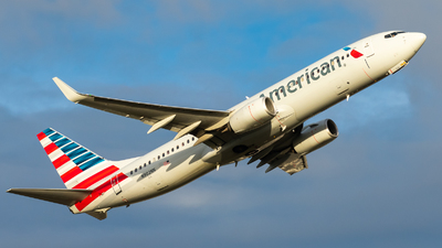 A picture of N902NN - Boeing 737823 - American Airlines - © Nick Sheeder