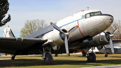 T.3-36 - Douglas C-47B Skytrain - Spain - Air Force