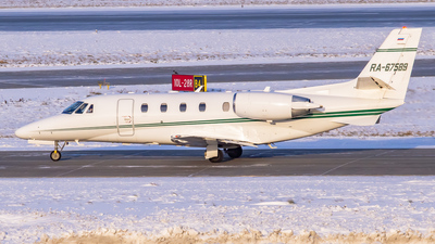 RA-67589 - Cessna 560XL Citation XLS+ - Private