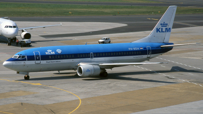 PH-BDH - Boeing 737-306 - KLM Royal Dutch Airlines
