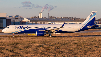 VT-ILE - Airbus A321-251NX - IndiGo Airlines