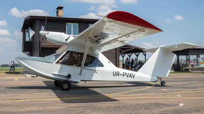 UR-PVAV - Aeroprakt A24 Viking - Private