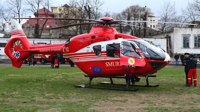 347 - Eurocopter EC 135T2+ - Romania - Emergency Rescue Service (SMURD)