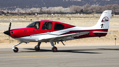N11SU - Cirrus SR20 - SUU Southern Utah University Aviation