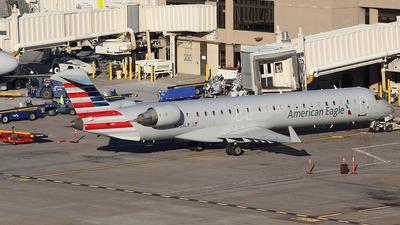 N935LR - Bombardier CRJ-900ER - American Eagle (Mesa Airlines)