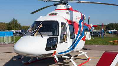 982 - Kazan Ansat - Russia Helicopters