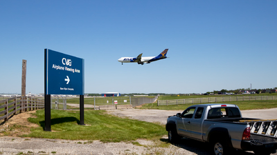 KCVG - Airport - Spotting Location