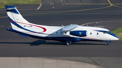 OY-JJH - Dornier Do-328-310 Jet - Sun-Air of Scandinavia