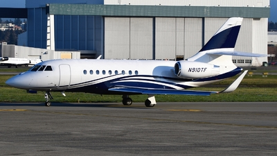 N910TF - Dassault Falcon 2000LXS - Private
