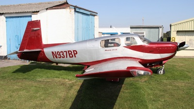 N937BP - Mooney M20J - Private