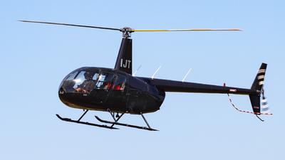 ZK-IJT - Robinson R44 Raven II - Private