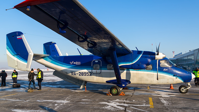 RA-28952 - Antonov An-28 - Siberian Light Aviation (SiLA)