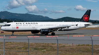 C-GIUE - Airbus A321-211 - Air Canada