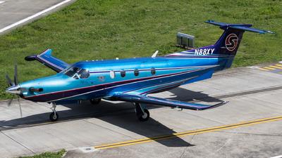 N88XY - Pilatus PC-12/47 - SexyJet