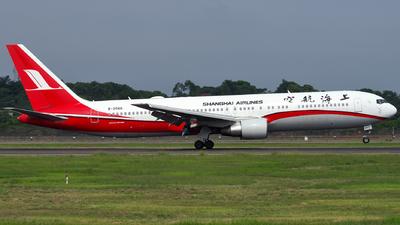 B-2566 - Boeing 767-36D(ER) - Shanghai Airlines