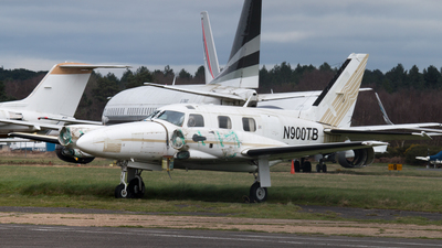 N900TB - Piper PA-31P-425 Pressurized Navajo - Private