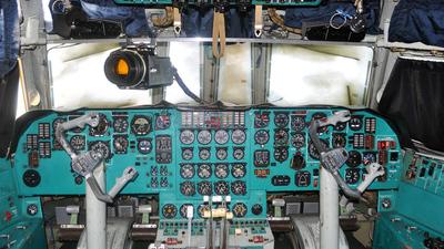 CCCP-76502 - Ilyushin IL-76 - Aeroflot
