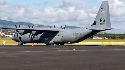 08-3176 - Lockheed Martin C-130J-30 Hercules - United States - US Air Force (USAF)