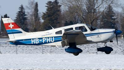 A picture of HBPHU - Piper PA28181 - [288490070] - © Maximilian Haertl