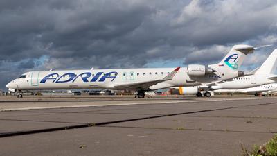 PH-ADQ - Bombardier CRJ-900 - Adria Airways