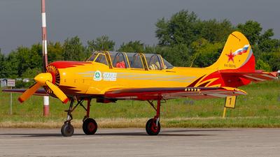 RA-0839G - Yakovlev Yak-52 - Private