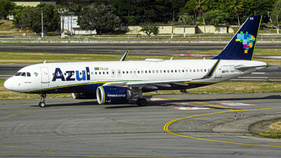PR-YRX - Airbus A320-251N - Azul Linhas Aéreas Brasileiras